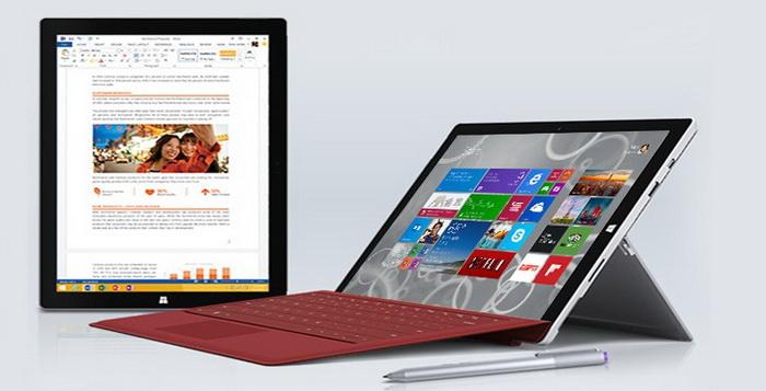 Surface Pro 3 Tablet Yang Dapat Menggantikan Laptop Anda