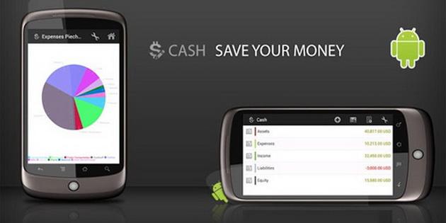 Aplikasi Android Untuk Mengelola Keuangan cash