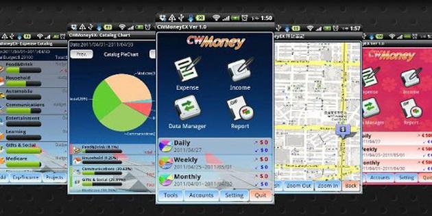Aplikasi Android Untuk Mengelola Keuangan cwmoney