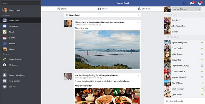 Daftar Aplikasi Atau Software Jaringan Sosial Windows 8_A