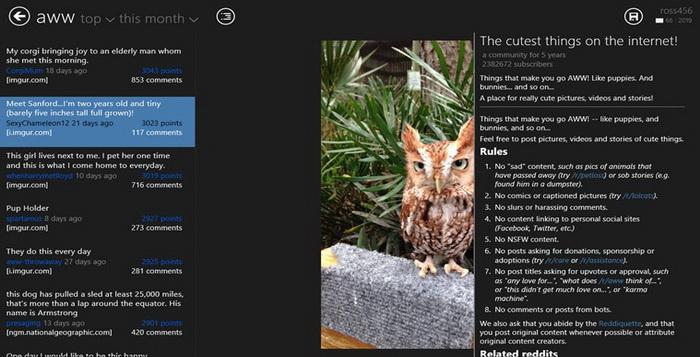 Daftar Aplikasi Atau Software Jaringan Sosial Windows 8_D