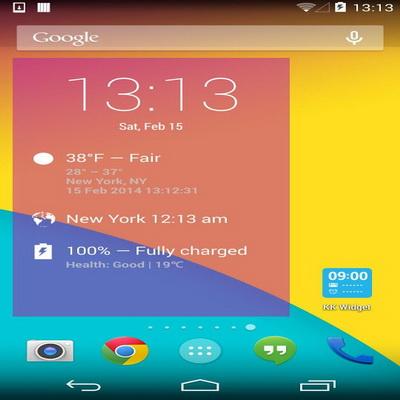 Daftar Launcher Theme Terbaik Gratis Mudah Android_A