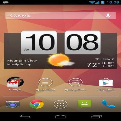 Daftar Launcher Theme Terbaik Gratis Mudah Android_G