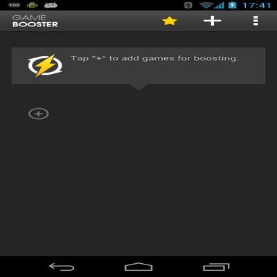 Cara Membuat Game Aplikasi Android Berjalan Lancar Game Booster_A