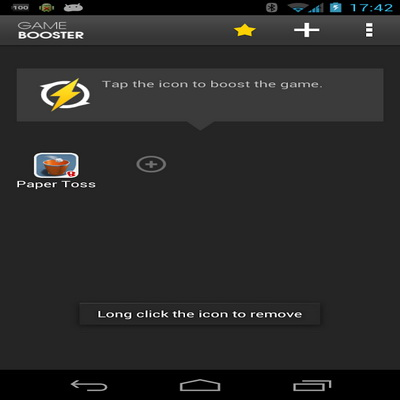 Cara Membuat Game Aplikasi Android Berjalan Lancar Game Booster_C