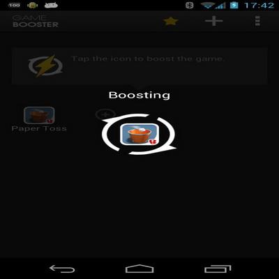 Cara Membuat Game Aplikasi Android Berjalan Lancar Game Booster_D