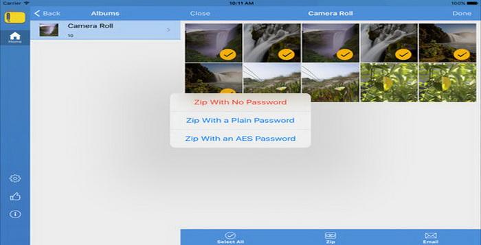 4 Aplikasi Iphone Kompres Foto, Lagu Dan Video Ke Format ZIP