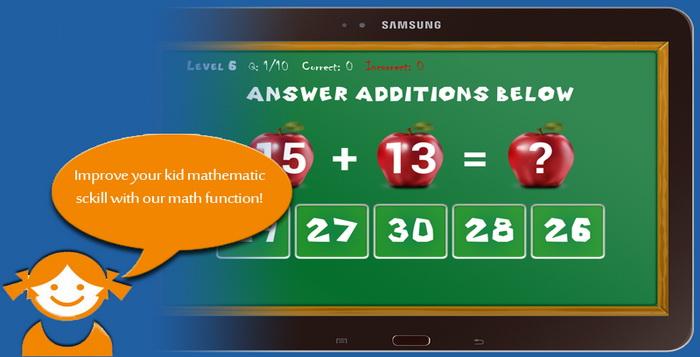 Aplikasi Belajar Matematika Untuk Anak-Anak Gratis Android