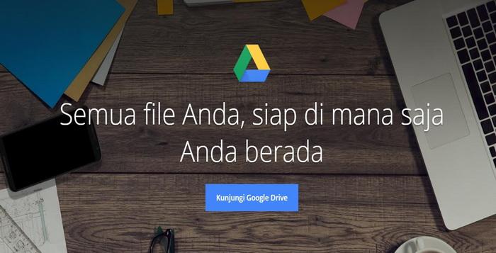 Bagaimana Cara Menggunakan Google Drive Secara Offline