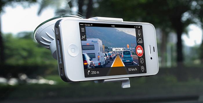 Membuat Kamera Dashboard Mobil Menggunakan Ponsel iPhone