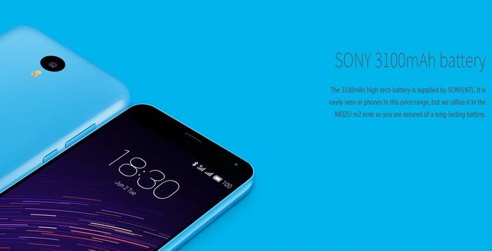 Review Spesifikasi Meizu M2 Note Android Terbaru