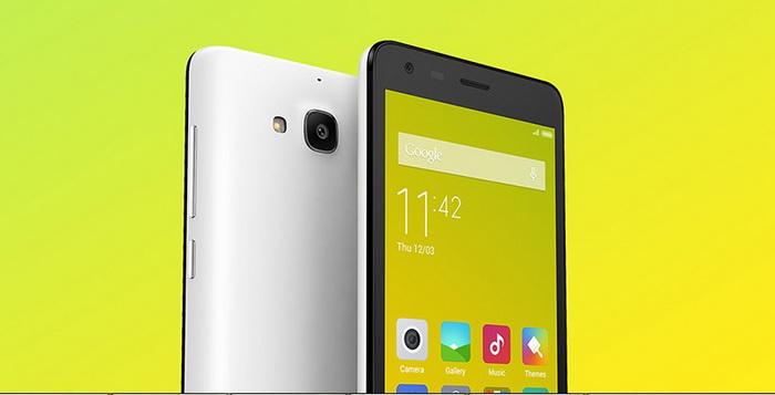 Review Spesifikasi Smartphone Xiaomi Redmi 2 Prime Grey